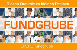 SPERL Fundgrube - Riesen Qualität zu kleinen Preis